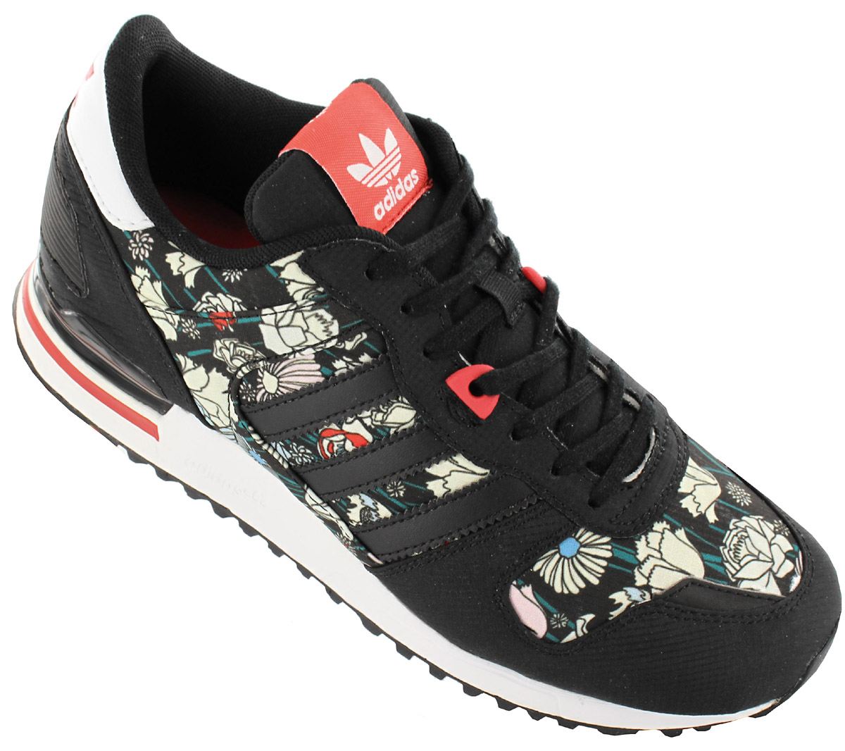 Details about Adidas Originals Zx 700 W Women's Sneaker Floral Design BA9313 Sneakers