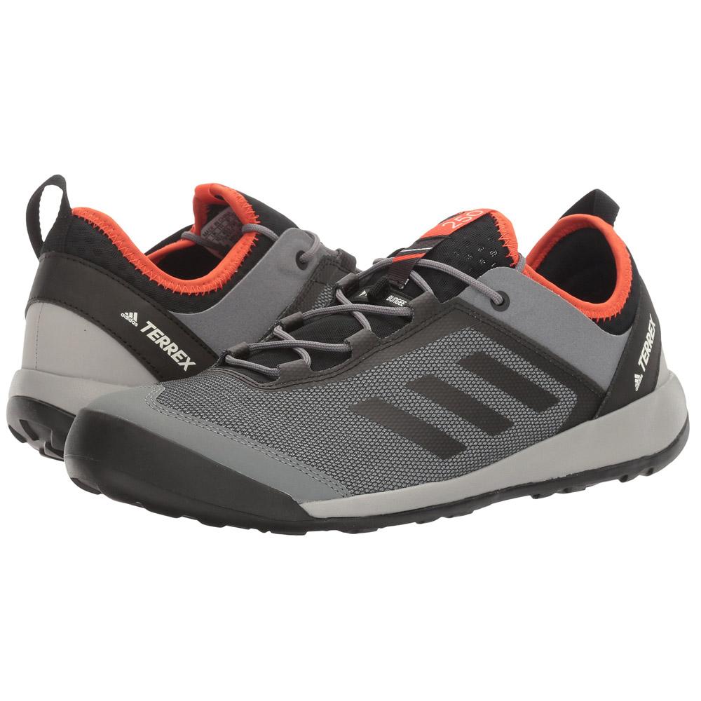 NEU adidas  Terrex Swift Solo caballeros  adidas zapatos  Grau BB2018 SALE 242477