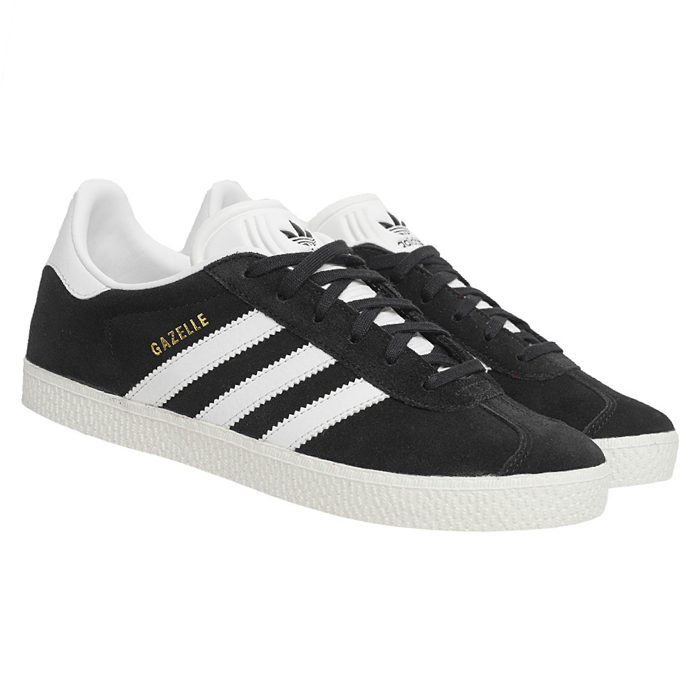 adidas originals gazelle 2 sneaker schwarz damen schuhe. Black Bedroom Furniture Sets. Home Design Ideas