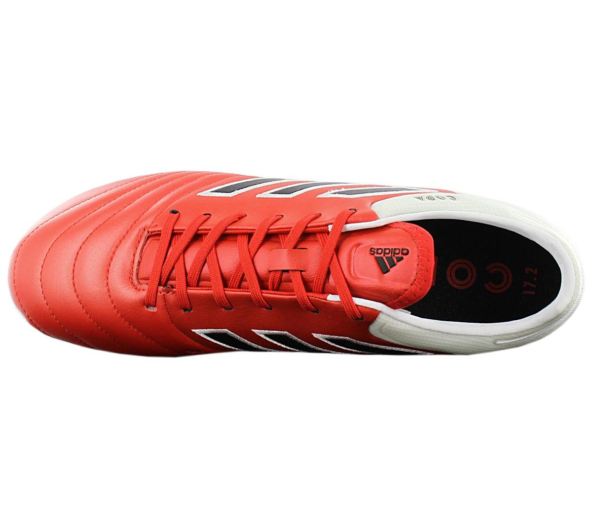 cheaper 83f3b 1d090 Adidas Copa 17.2 Fg Mens Cam Shoes Leather Red BB3553 Mundia
