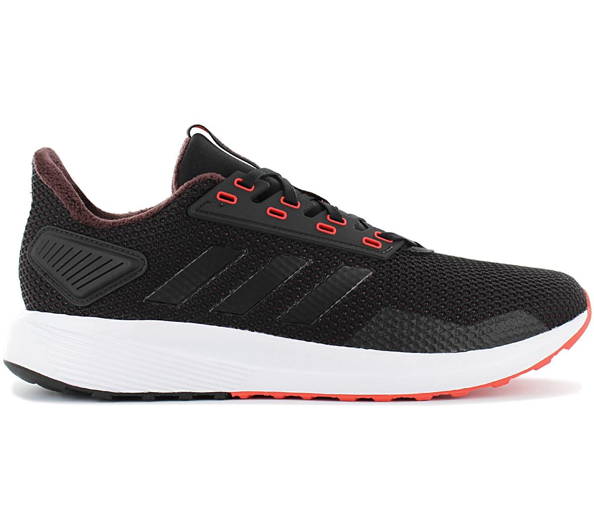 Details zu adidas Duramo 9 Herren Schuhe BB7646 Schwarz Laufschuhe Sportschuhe Running NEU