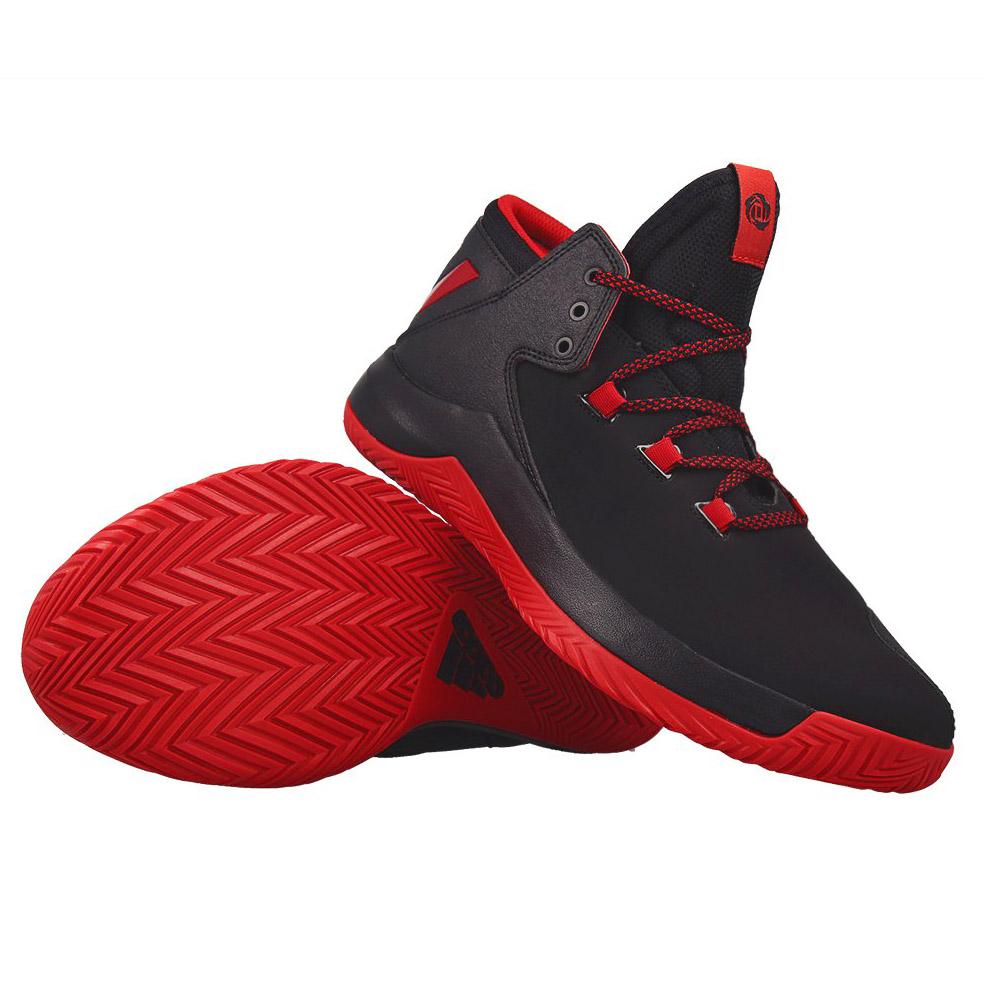 Schwarz Basketballschuhe Neu 2 Rose D Bb8201 Adidas Sale Menace Herren qA0wgSA