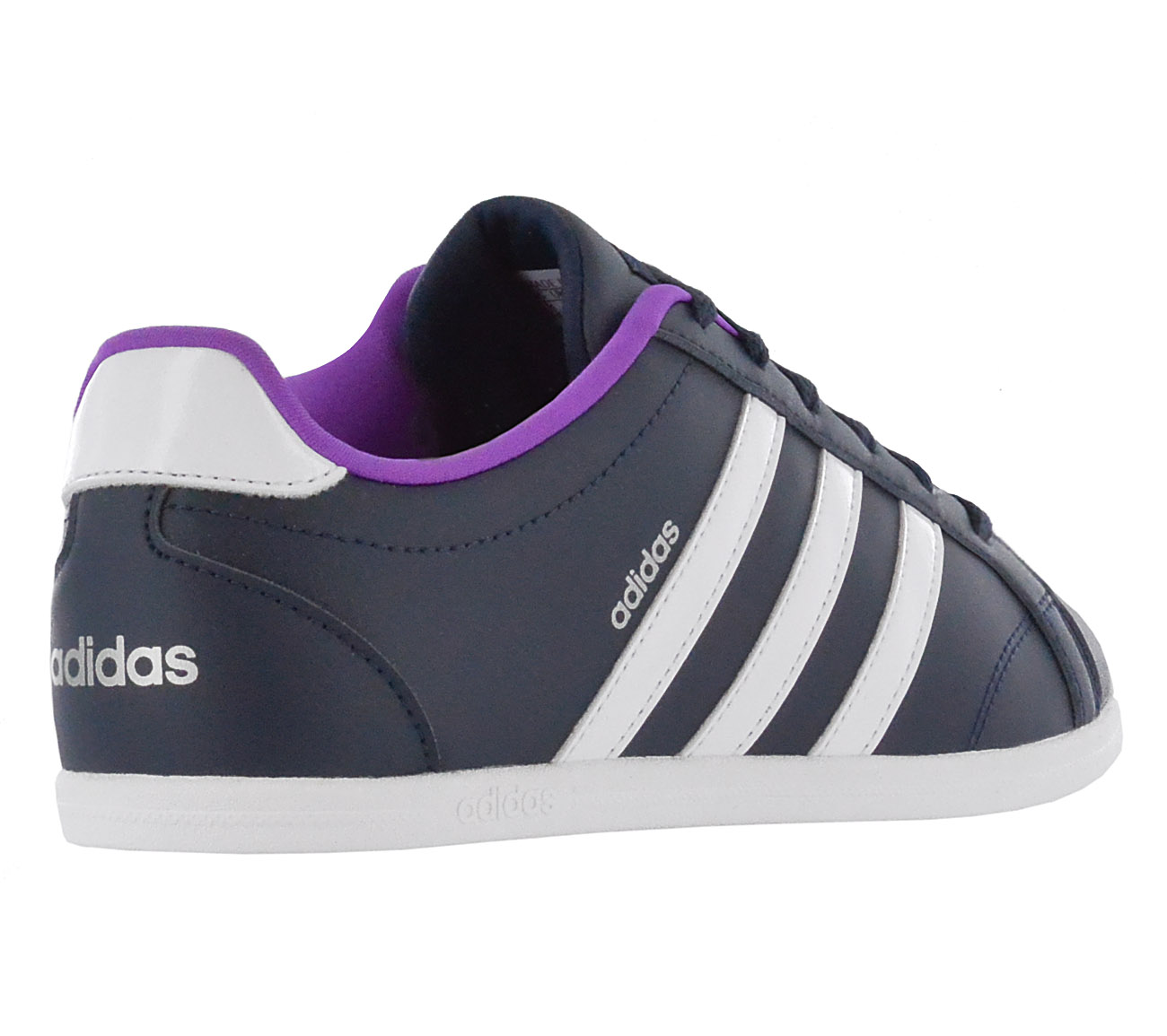 Adidas vs Coneo Qt W Shoes Women s Sneaker-Blue Sneakers Leisure ... a296154a6a