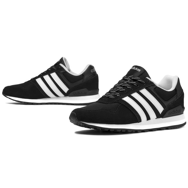 NEU adidas 10K W Damen Schuhe Schwarz BB9800 SBLE