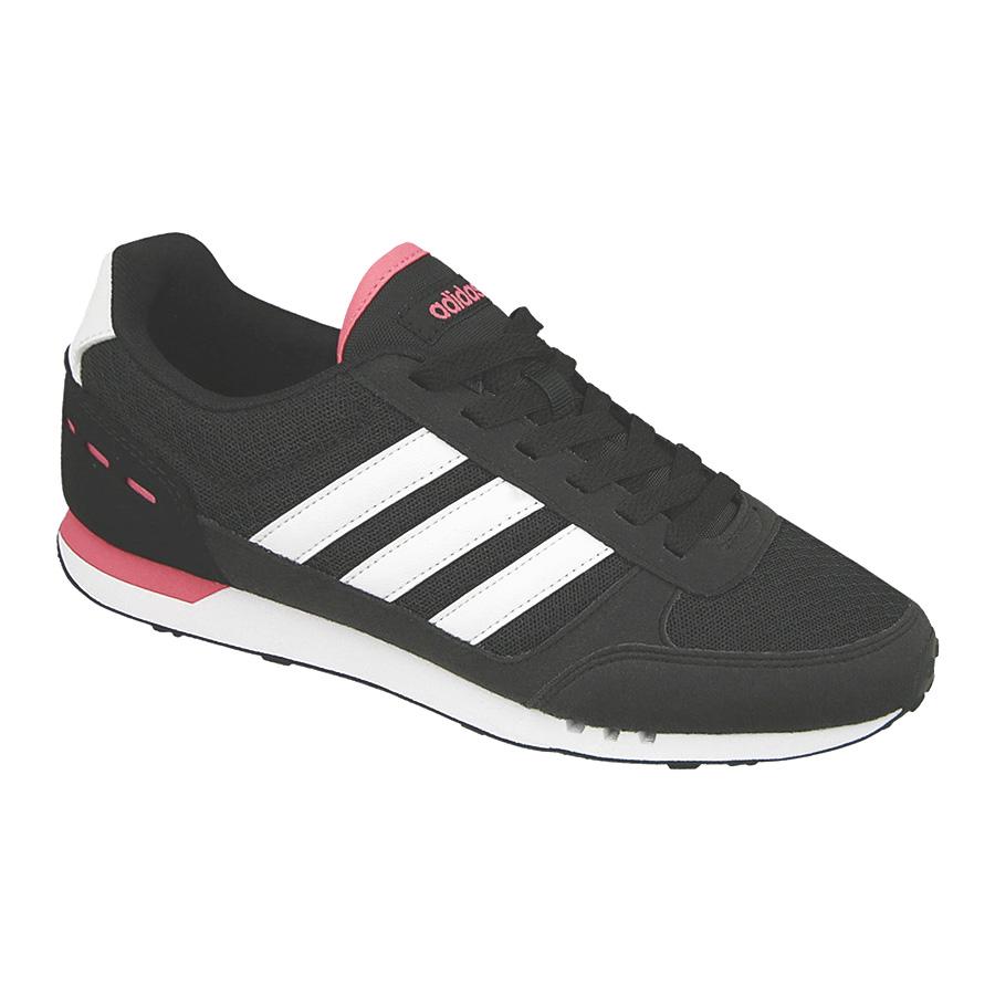 NEU adidas Schuhe City Racer W Damen Schuhe adidas Schwarz BB9808 SALE a363f6