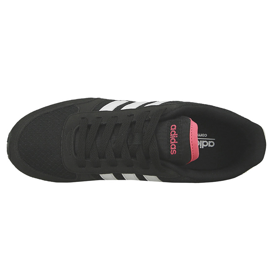 huge discount 9a0f7 1628d Adidas Women Sneaker City Racer W Black Ladies Shoes Leisure