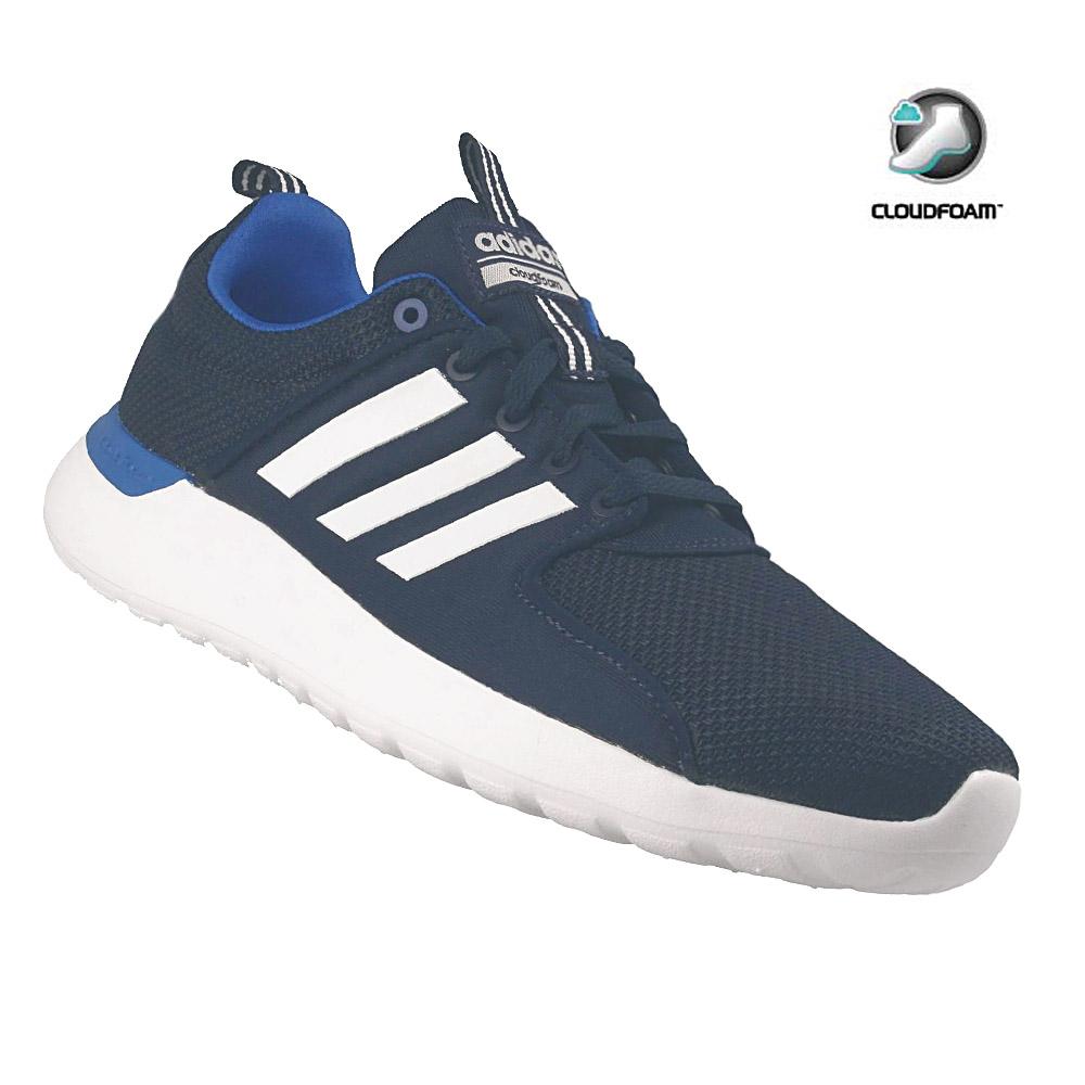 2aed7d065f2e6e adidas Men s SNEAKERS Cloudfoam Lite Racer CF Shoes Navy Blue ...