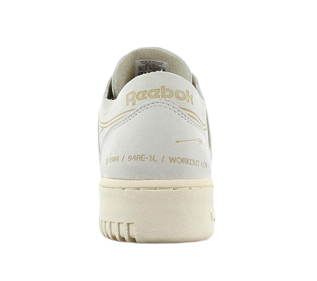 Reebok Workout Low Clean Hmg Sneaker Premium Shoes BD1966