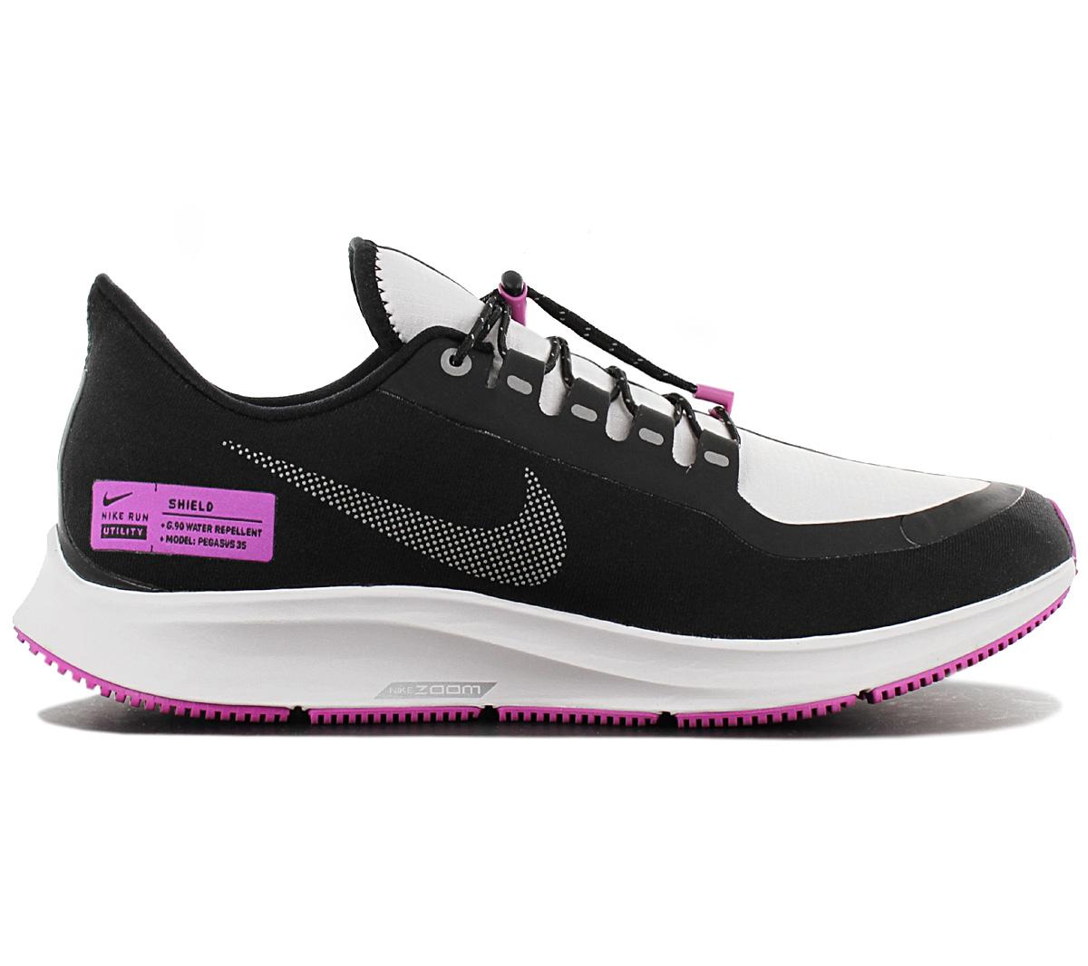 Details zu Nike Air Zoom Pegasus 35 Shield NRG Herren Laufschuhe BQ9779 001 Running Schuhe