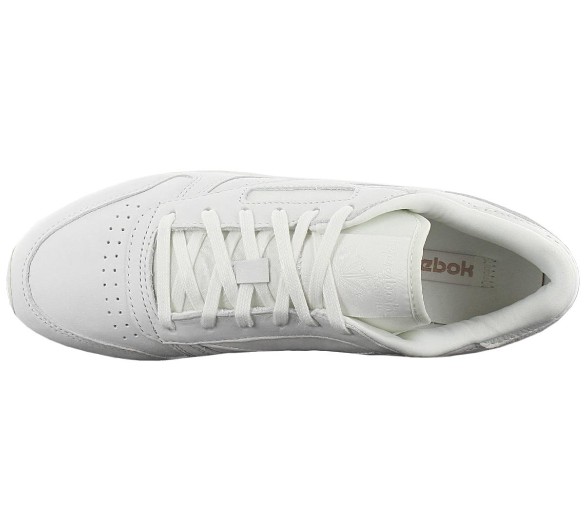 Reebok Classic Leather FBT Suede Damen Sneaker BS6591 Leder