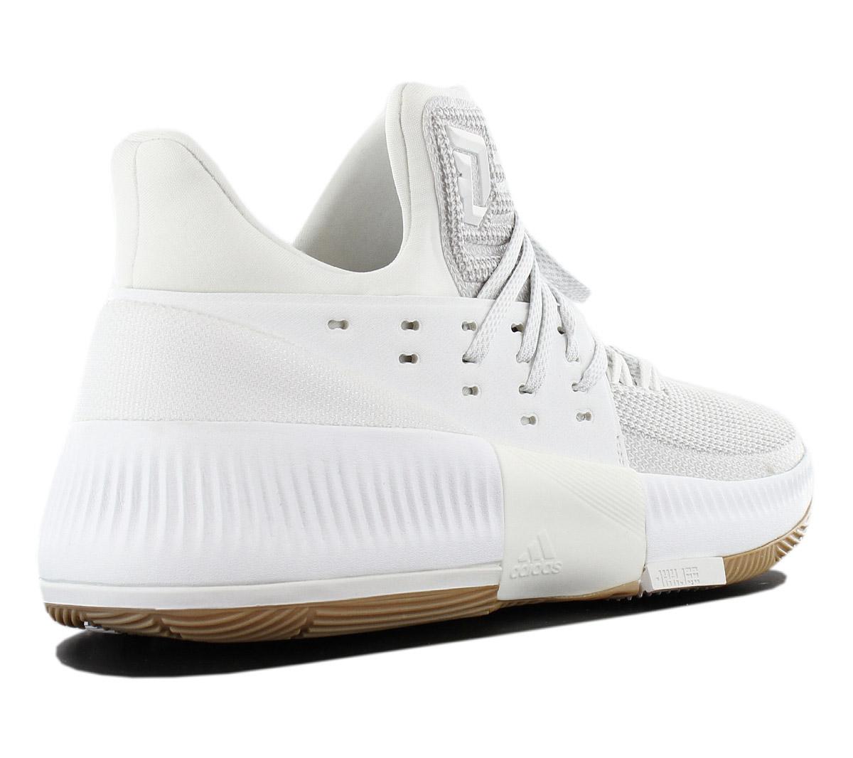 99db4002c9fd Adidas Dame D Lillard 3 Men s Sneakers Baketball Shoes Shoes Bw0323 ...
