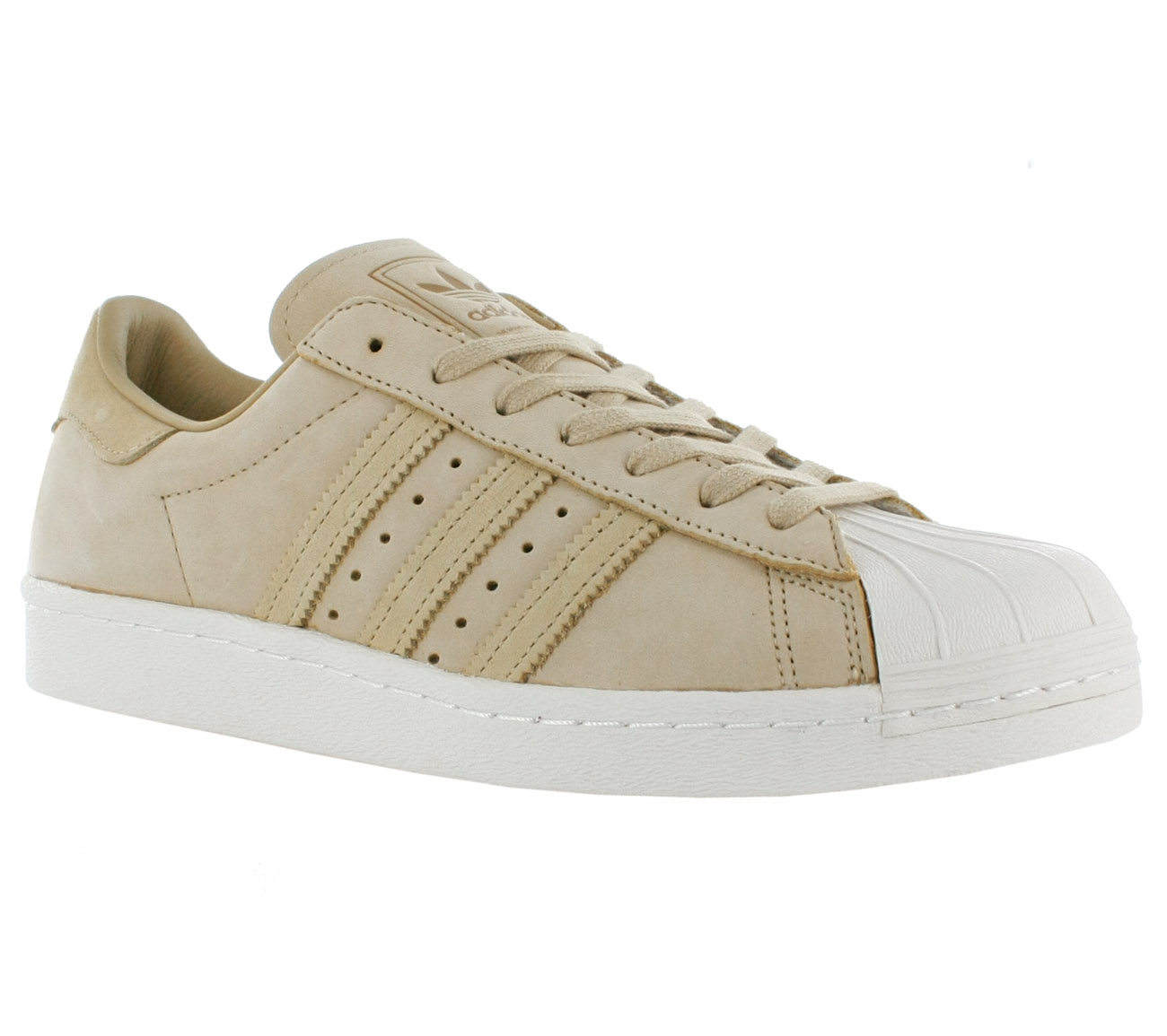 hot sale online e06dd dd5e7 NEUF adidas Superstar 80s BY2507 Hommes Baskets Chaussures Sneaker SALE