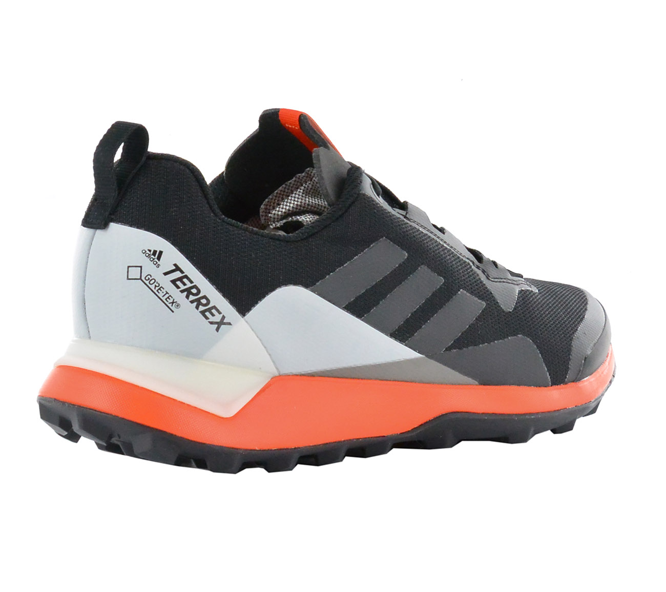 499613adc67 Adidas Terrex Cmtk GTX Gore-Tex Shoes Black Men s Hiking Shoes Trail ...
