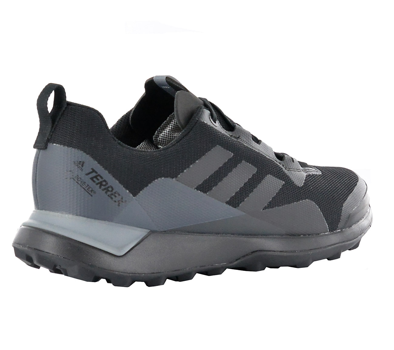 Details about Adidas Terrex Cmtk Gtx Gore tex Shoes Black Men's Hiking Shoes Trail BY2770