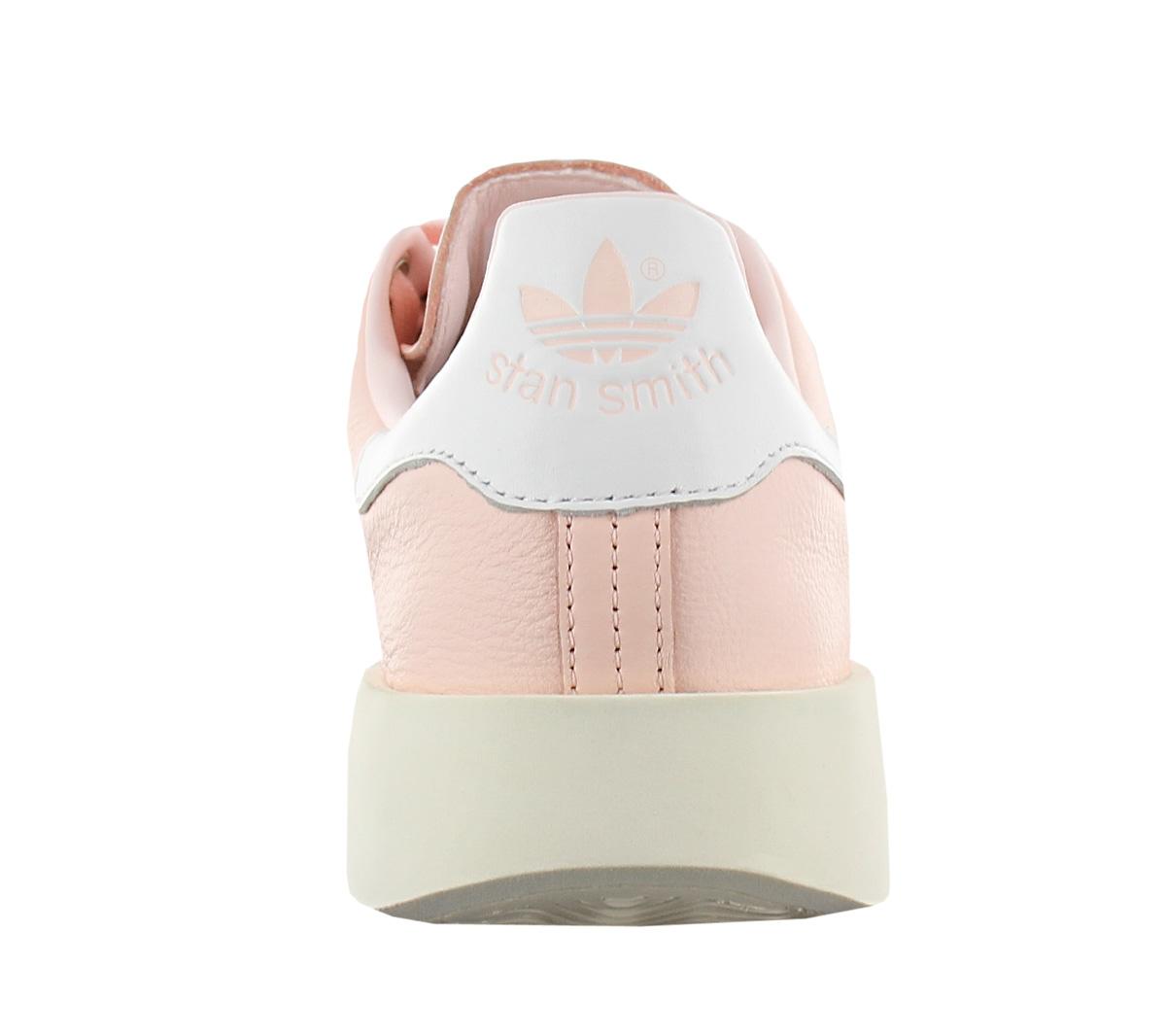 Adidas Originals Stan Smith Bold W Sneaker Donna Plateau Scarpe Rosa ... 90e622a5d7f