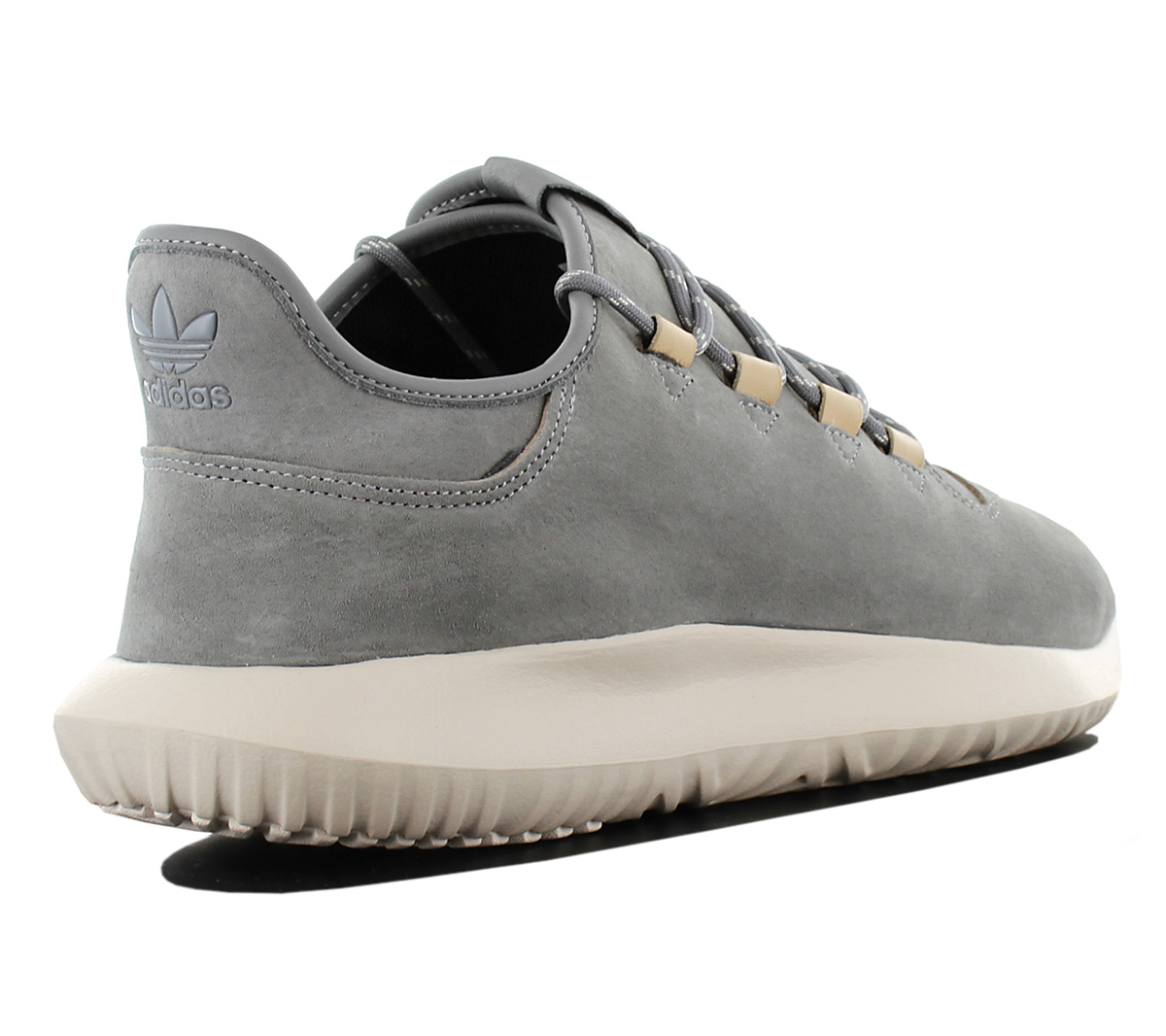 huge discount 9c14c fc4ff Adidas Originals Tubular Shadow Leather Trainers Shoes Leath