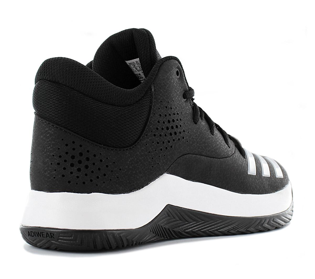 d3c068addf7f Adidas Court Fury 2017 Men s Basketballshoe By4188 Black Shoes ...