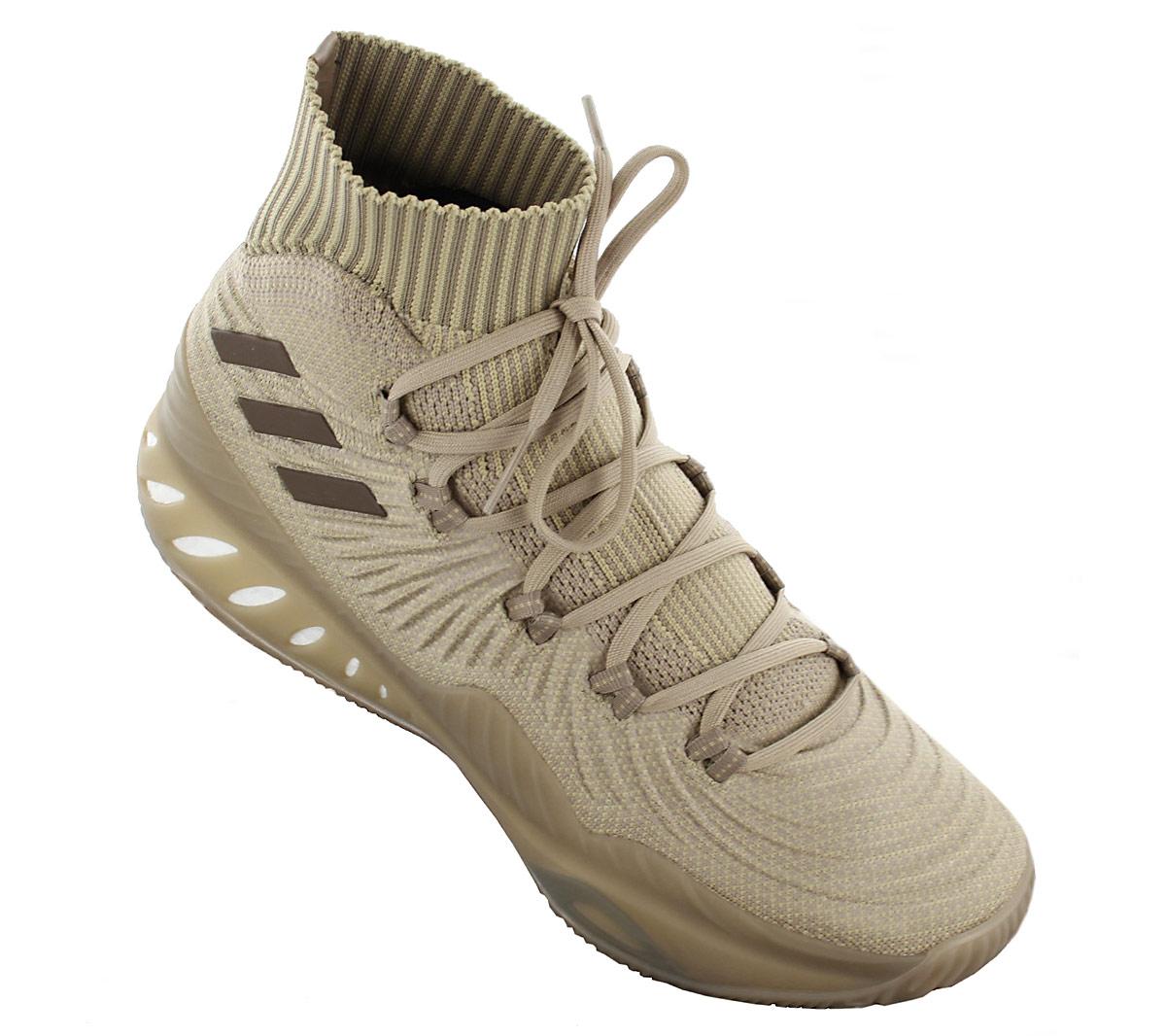 online store 182da b772b Adidas Crazy Explosive 2017 Pk Primeknit Mens Baketball Shoe