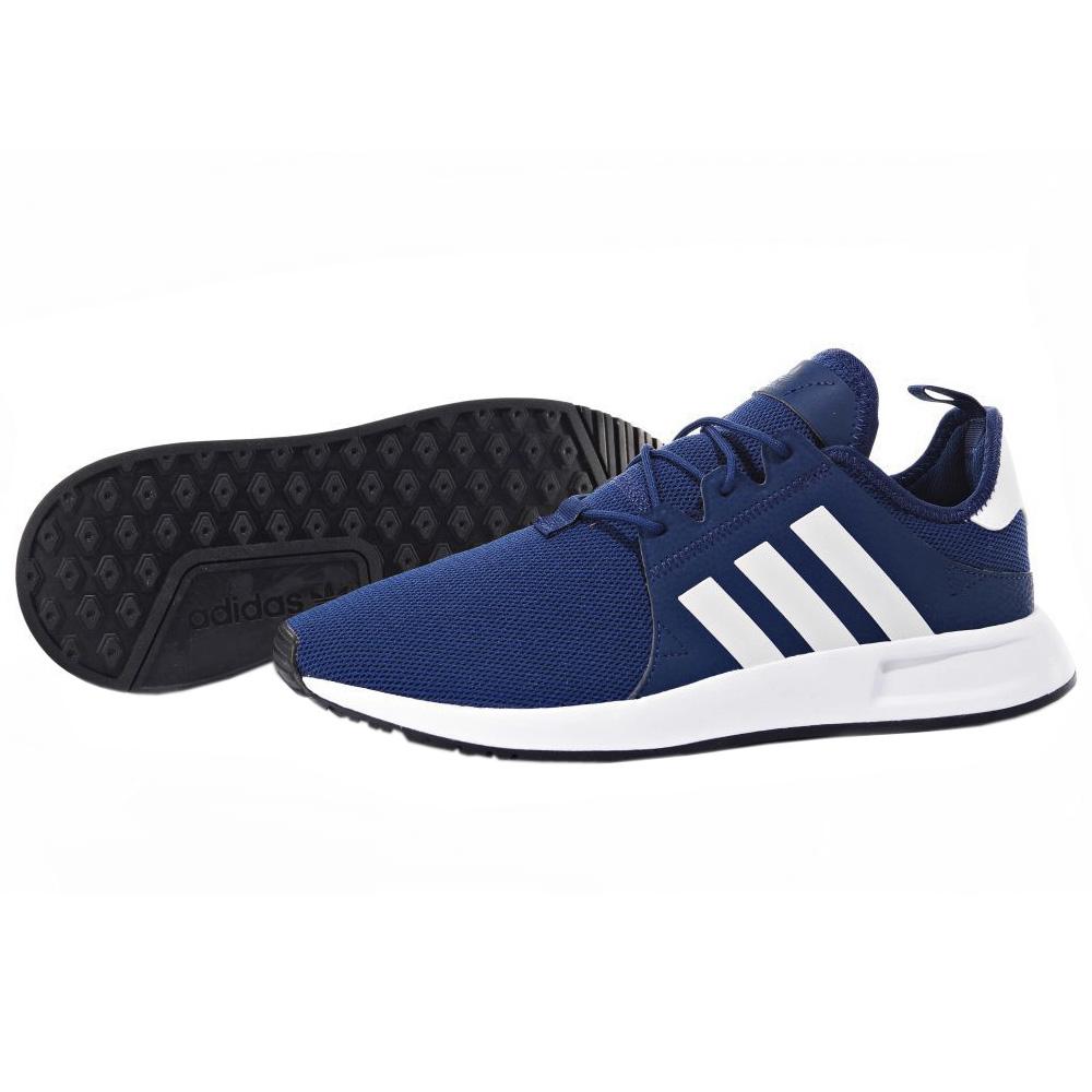 NEU adidas Originals X  PLR caballeros  X zapatos  Blau BY8689 SALE d580c2