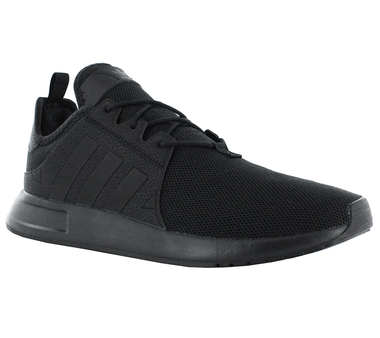 Adidas Men s Sneakers x Plr Shoes Black Sneakers Leisure Fitness ... f9fe2cd61a30c