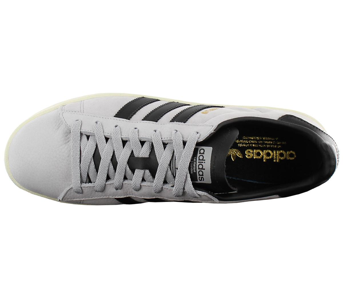 Details about NEW adidas Originals Campus Leather BZ0067 Men''s Shoes Trainers Sneakers SALE