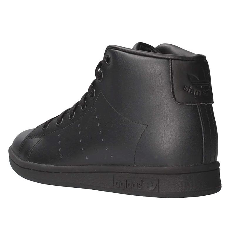 NEU adidas Originals Stan Smith Mid Damen Damen Mid Schuhe Schwarz BZ0097 SALE 5a0adb