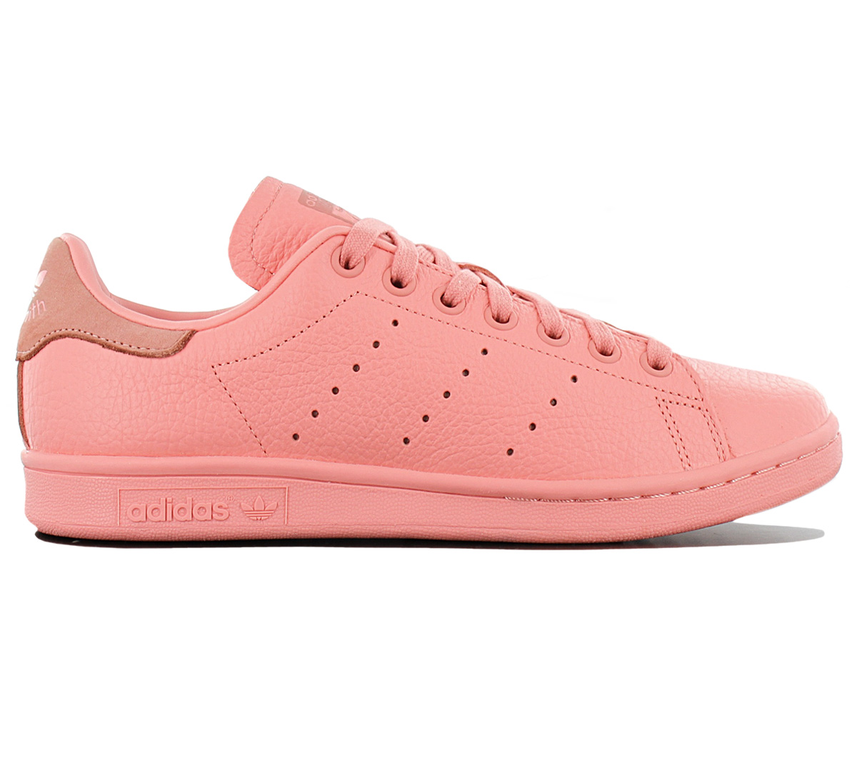 9d6687192ddcf Details about Adidas Originals Stan Smith Women's Sneakers Bz0469 Leather  Rosa Shoes Trainers