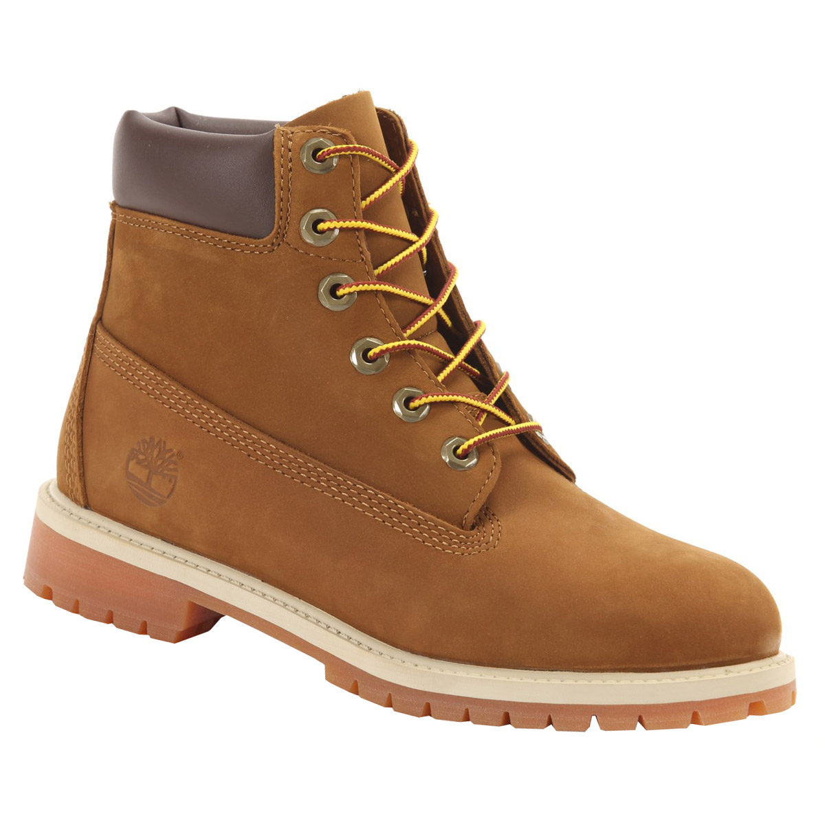 Timberland 6-Inch Premium Boots Leather Boots Women's Girl