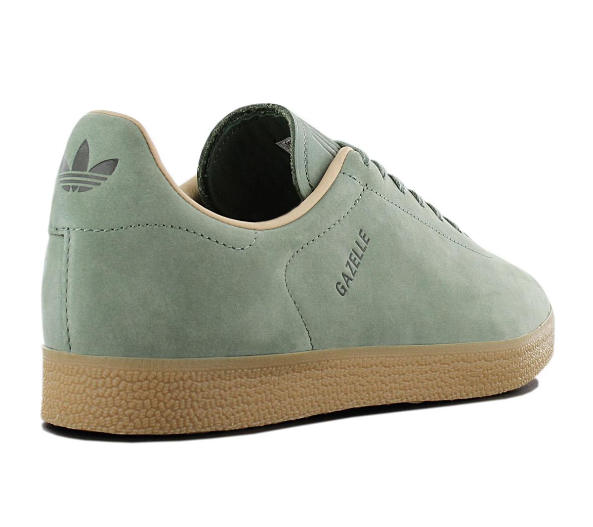 adidas Originals - Gazelle Decon - Grüne Sneaker, CG3705