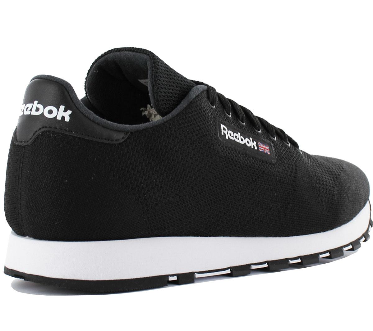 0bf83cfbbe0 Reebok Classic Leather Ultk Ultraknit Men s Sneakers Shoes Rbk Cl ...
