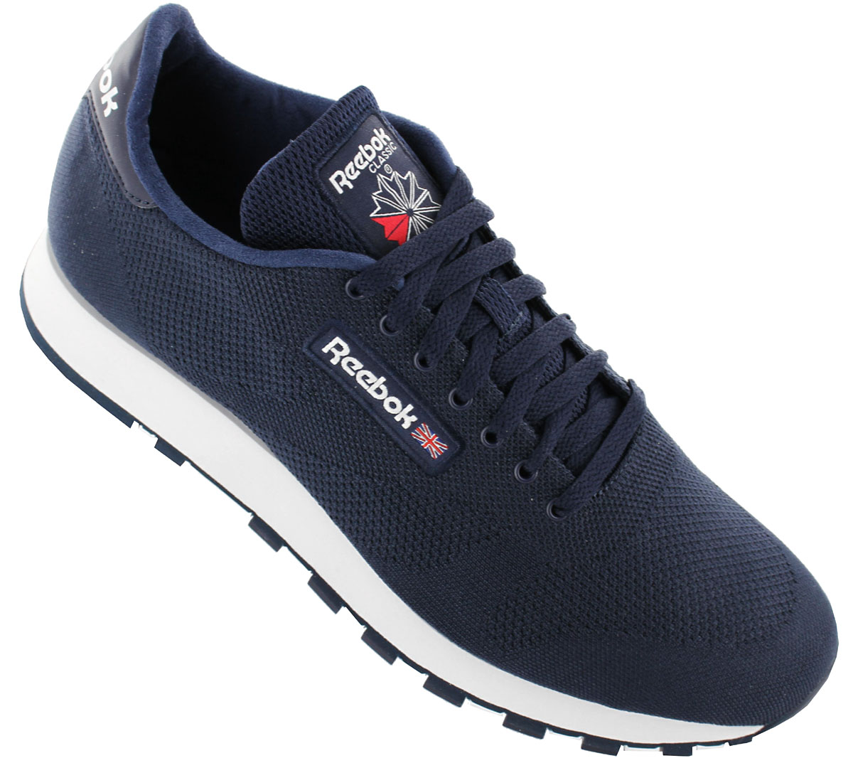 935615d18275d Reebok Classic Leather Ultk Ultraknit Men s Sneakers Shoes Rbk Cl ...