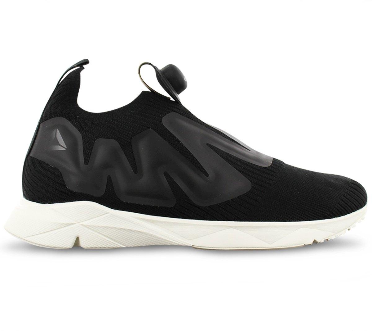 Dettagli su Reebok Pump Supreme Style Uomo Premium Sneaker CN1878 Scarpe Sportive Corsa