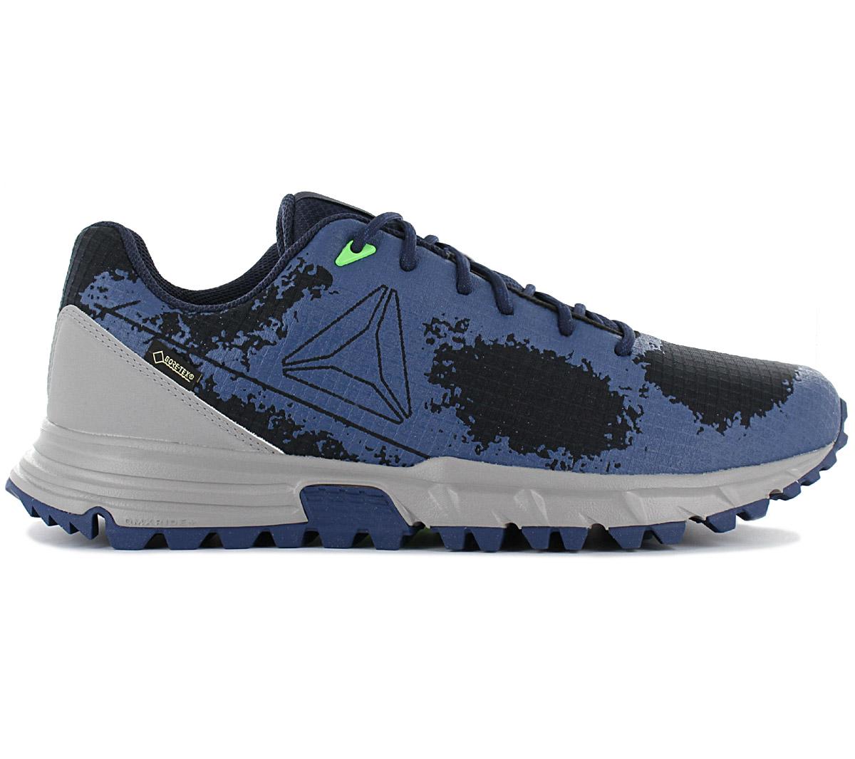 Details zu Reebok Sawcut GTX 6.0 Gore Tex Herren Trail Running Schuhe CN2396 Outdoor NEU
