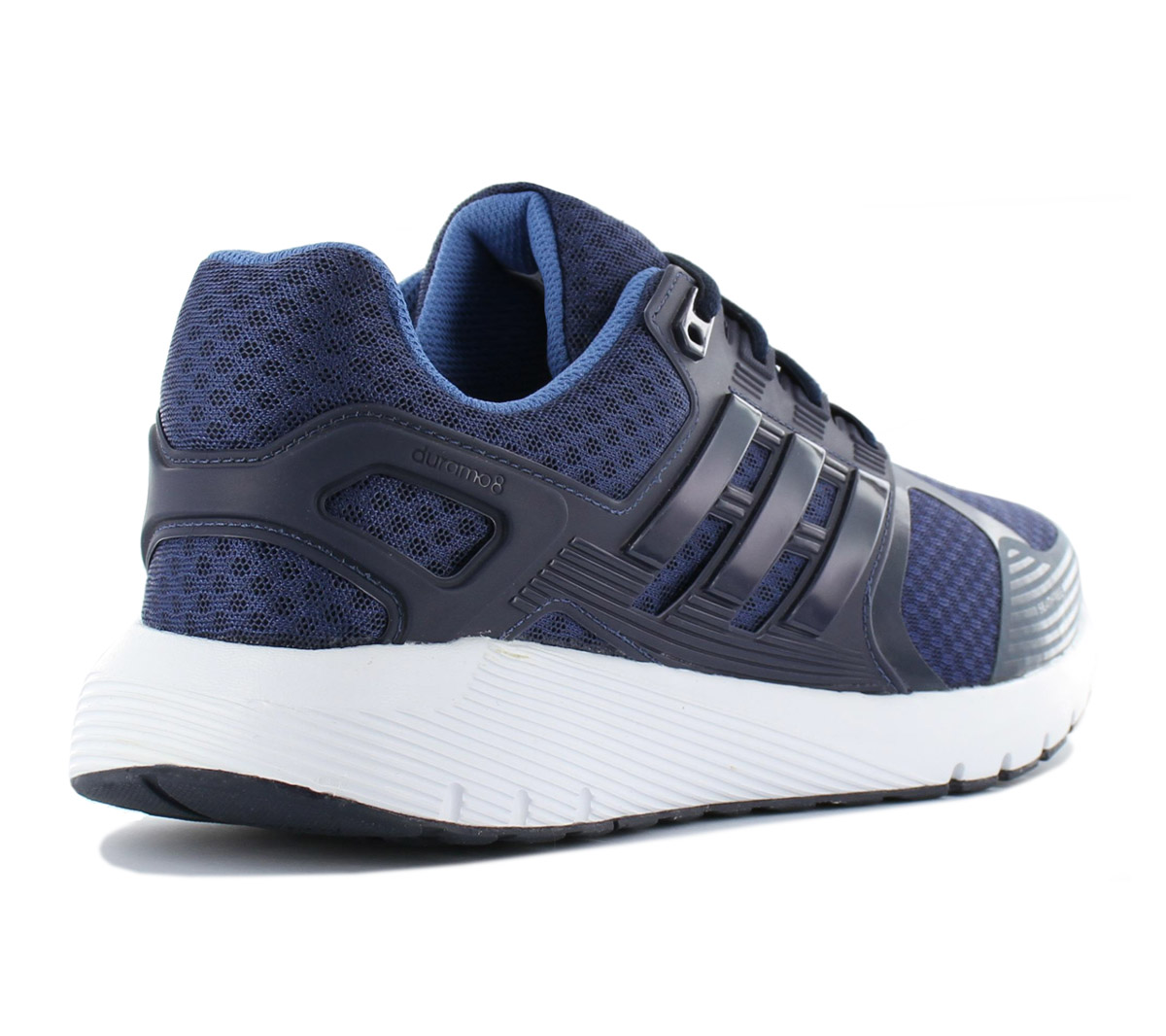 Details about Adidas Duramo 8 M Men's Running Shoes CP8742 Blue Sport Fitness New
