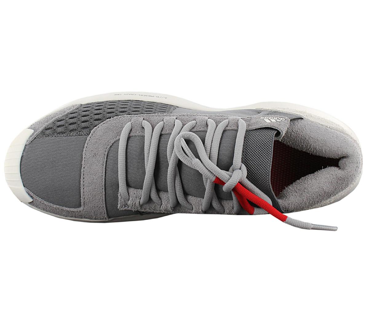 adidas Consortium Crazy 1 AD Herren Sneaker CQ1868 Grau