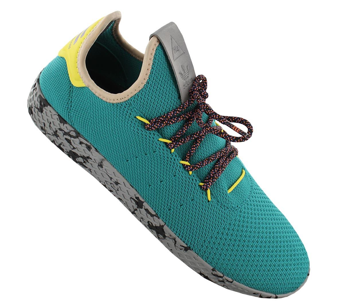 814f2f5ae Adidas Pharrell Williams Pw Tennis Hu Trainers Shoes Cq1872 Sports ...