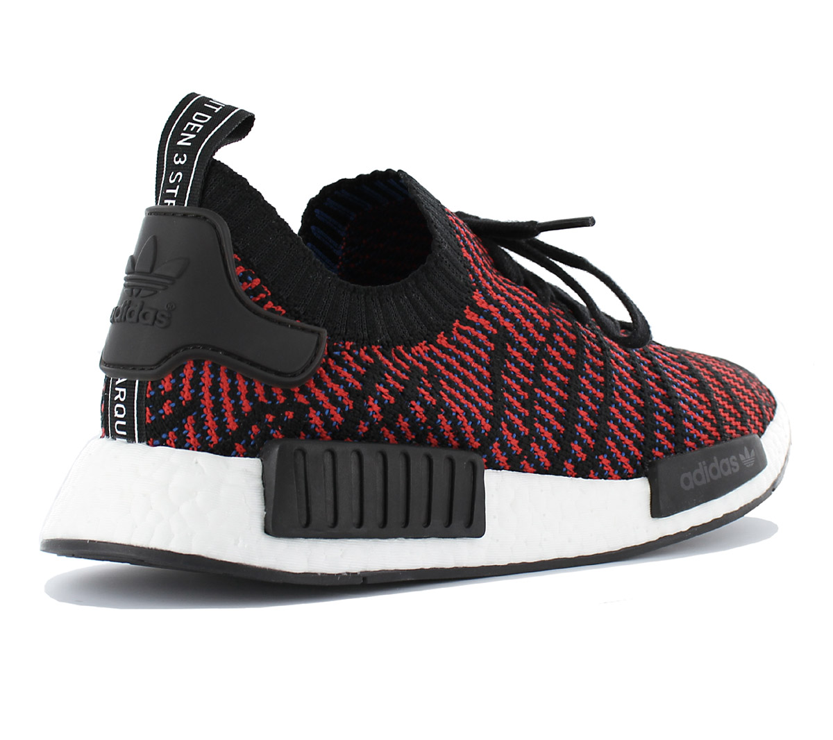 R1 Shoes New Stlt Adidas Nmd Cq2385 About Pk Trainers Stealth Details Primeknit dCoQrxBeW