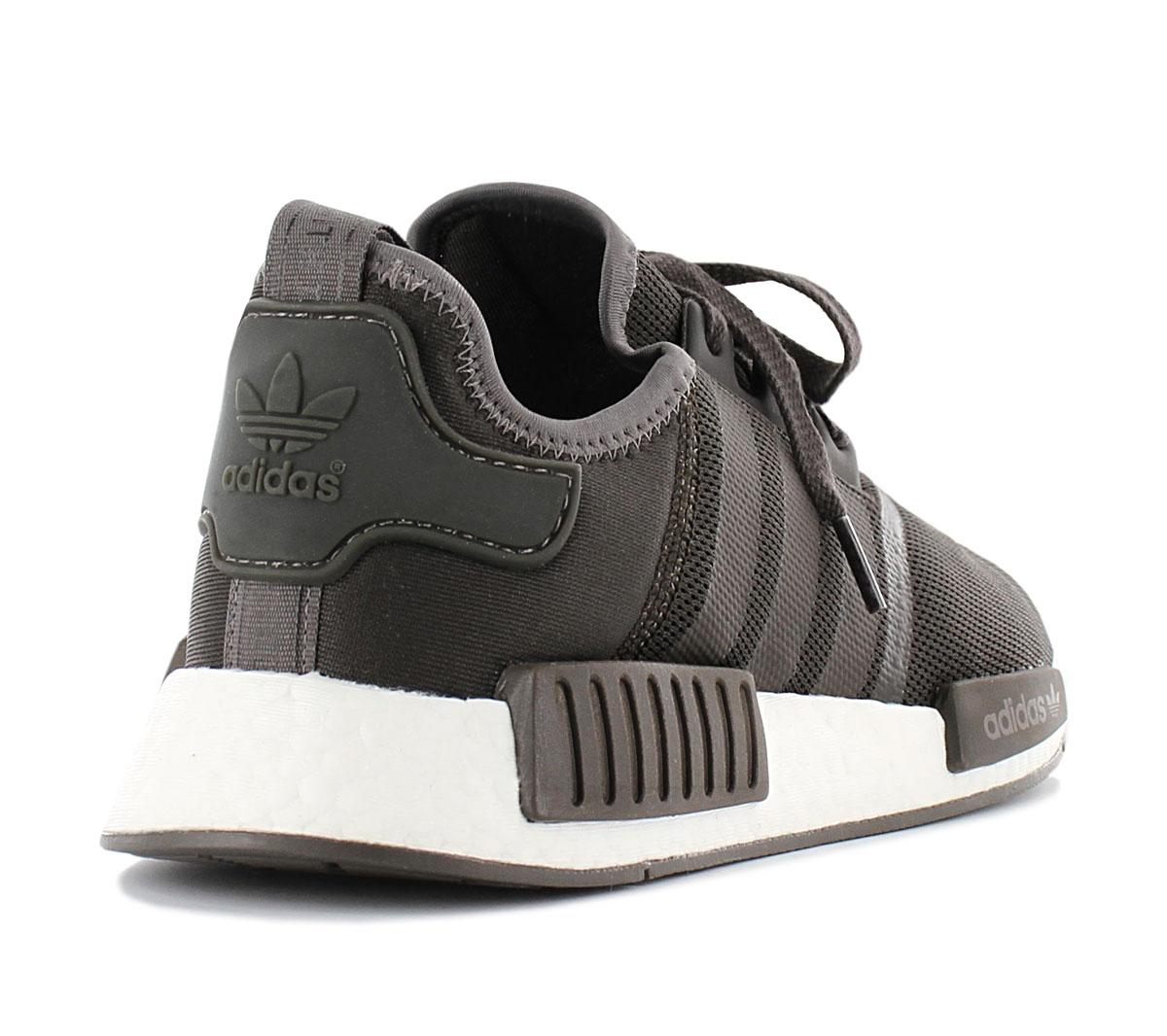 Details zu adidas Originals NMD R1 Boost Trace Grey Metallic CQ2412 Herren Sneaker NEU