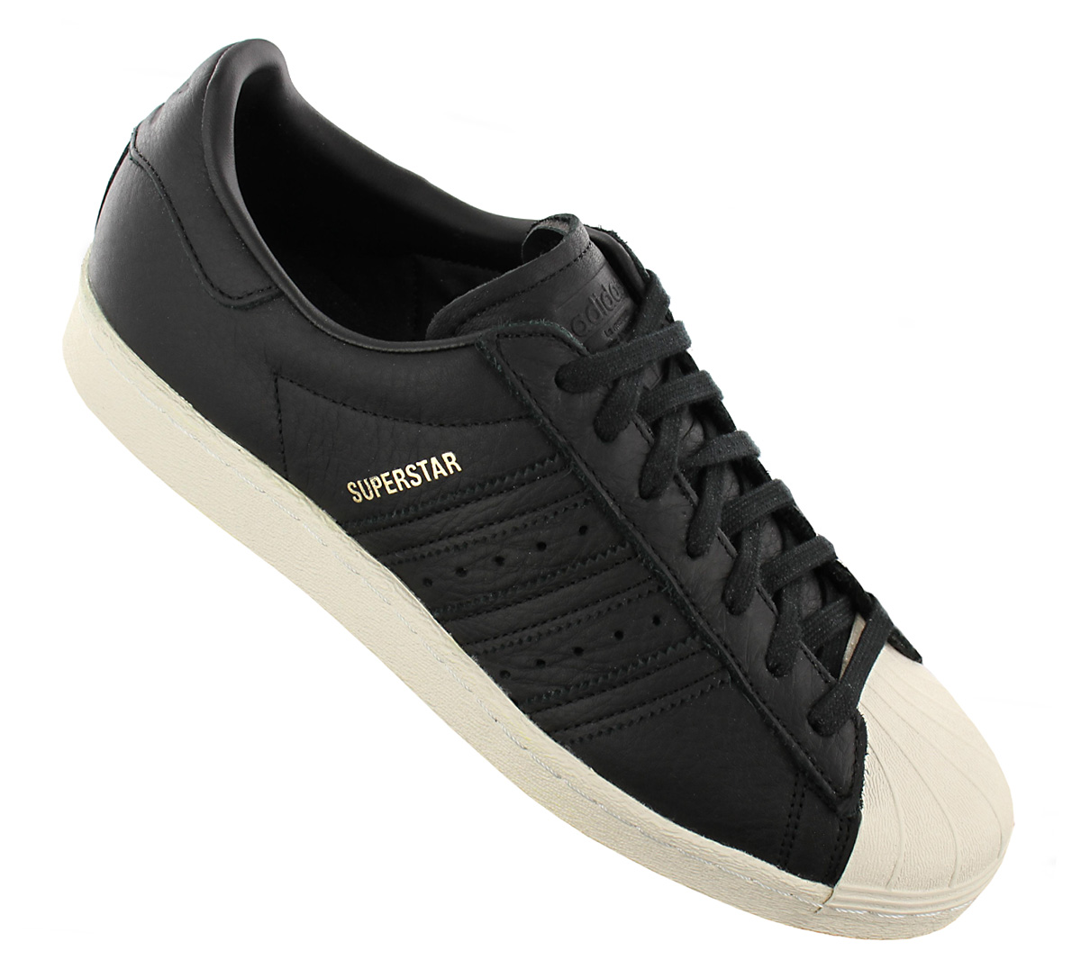 Schoenen ADIDAS SUPERSTAR 80s MENS SHOES TRAINERS UK SIZE 8