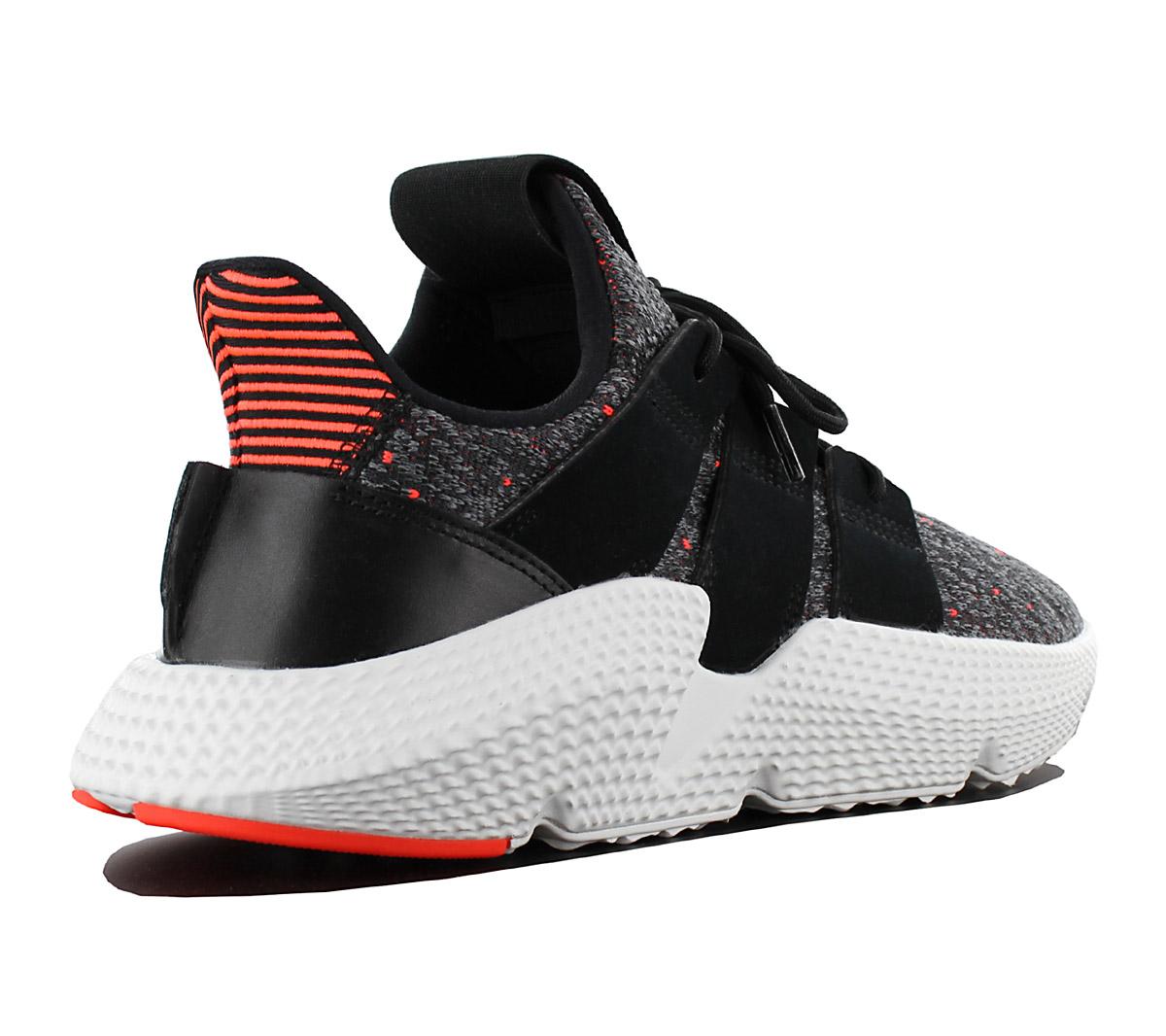 Adidas Originals Prophere Sneaker Mens Shoes Trainers Black New ... 7cd7ce2e0e