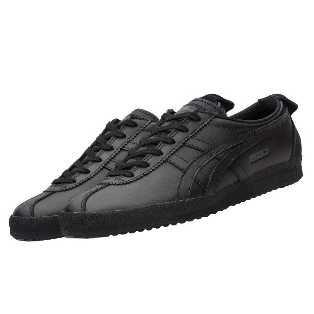 onitsuka tiger asics mexico 66 delegation shoes leather black men 39 s women 39 s new ebay. Black Bedroom Furniture Sets. Home Design Ideas