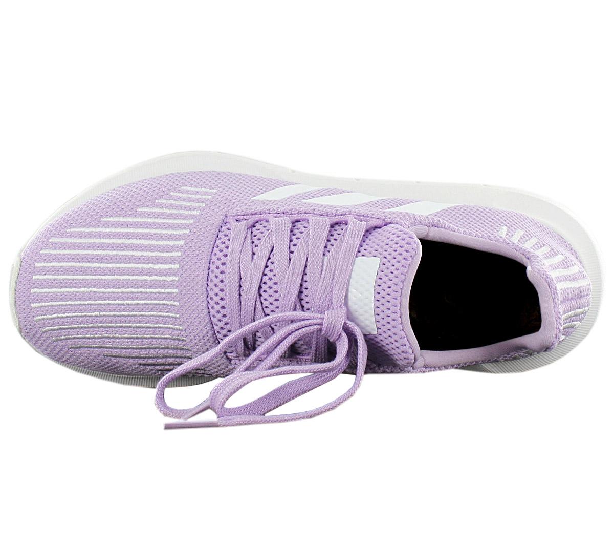 Details zu adidas Originals Swift Run Damen Sneaker DA8729 Violett Schuhe Turnschuhe NEU