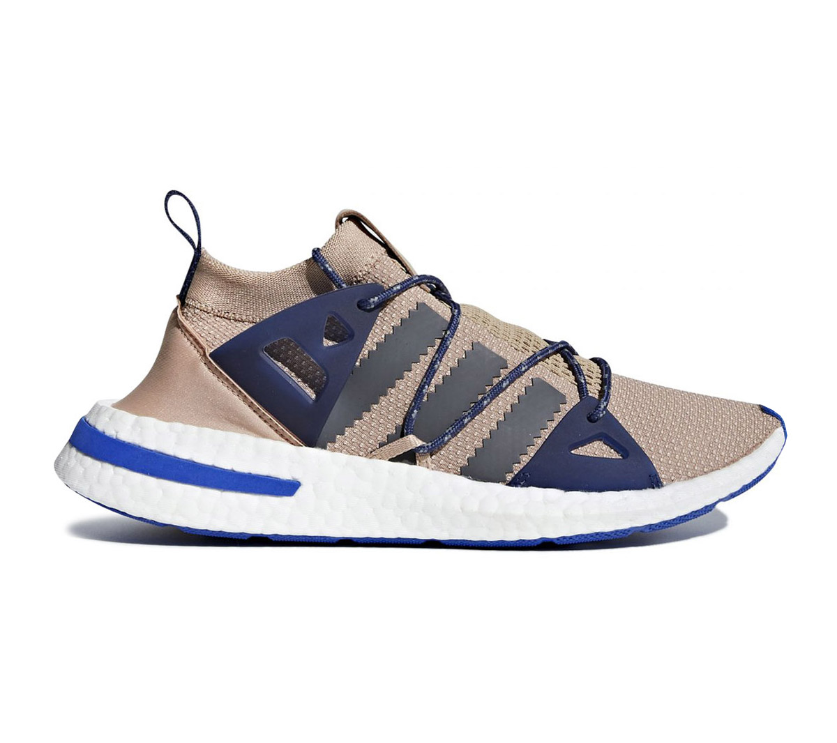 newest b37a1 d501e Adidas Originals Arkyn W Boost Ladies Sneaker Shoes Beige Da