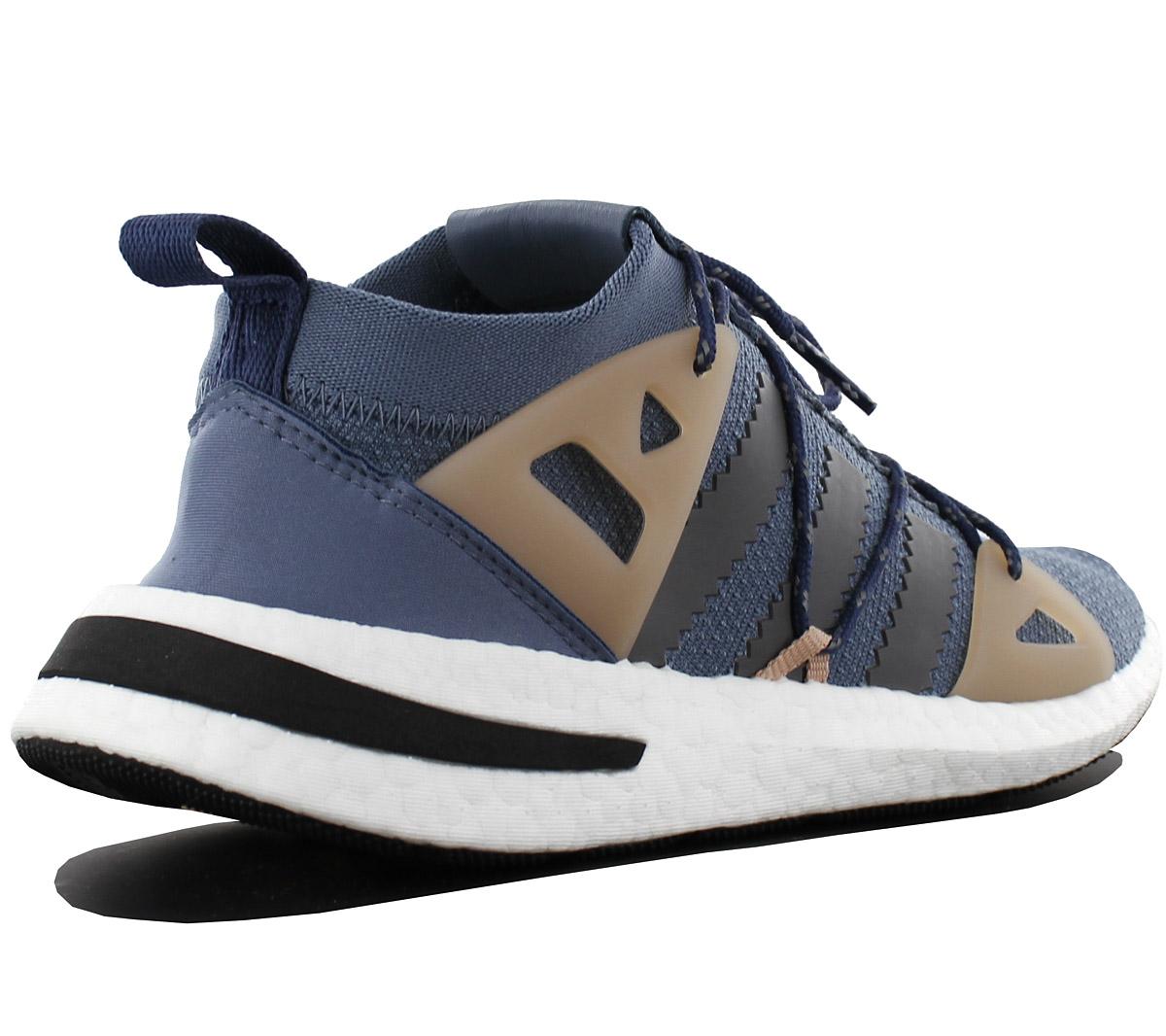 timeless design 4a315 b2635 Adidas Originals Arkyn W Boost Ladies Sneaker Shoes Blue Da9
