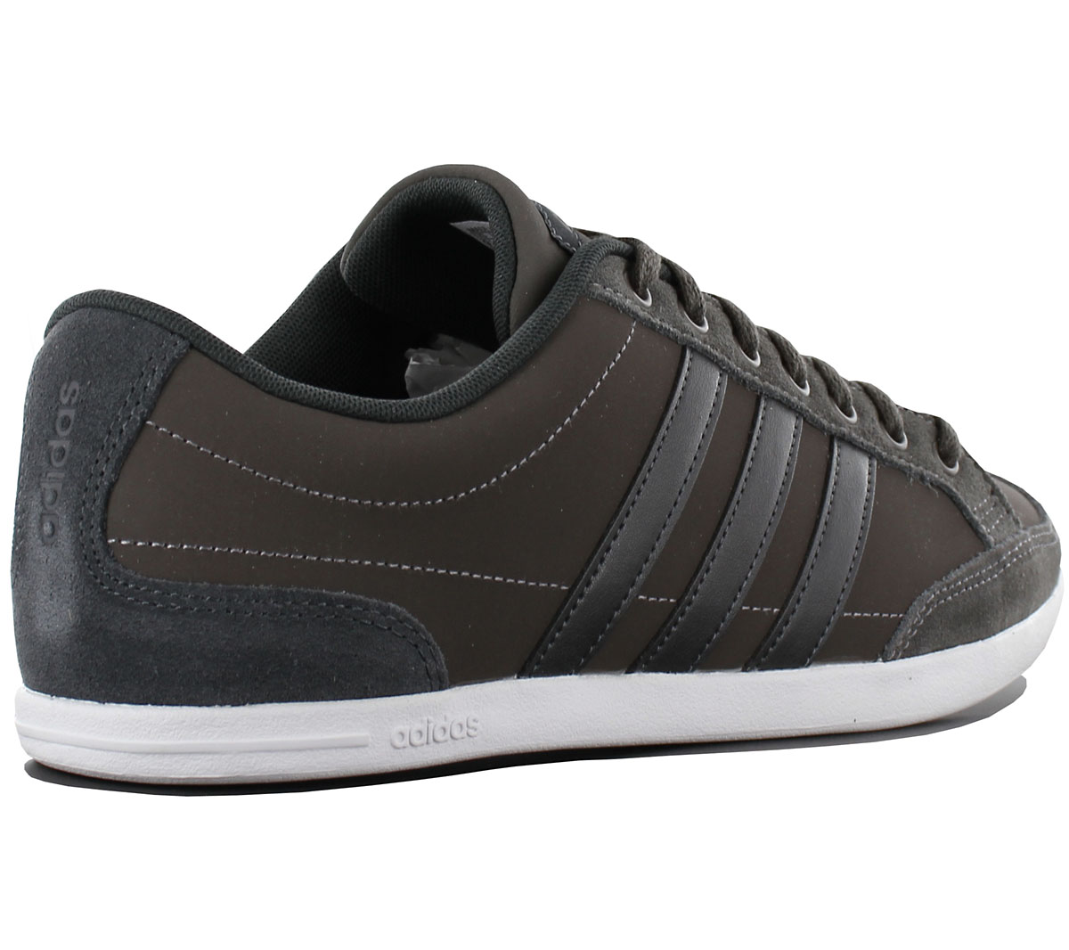 57859ddedbc Adidas Caflaire Low Leather Men s Sneakers Fashion Shoes Leather ...