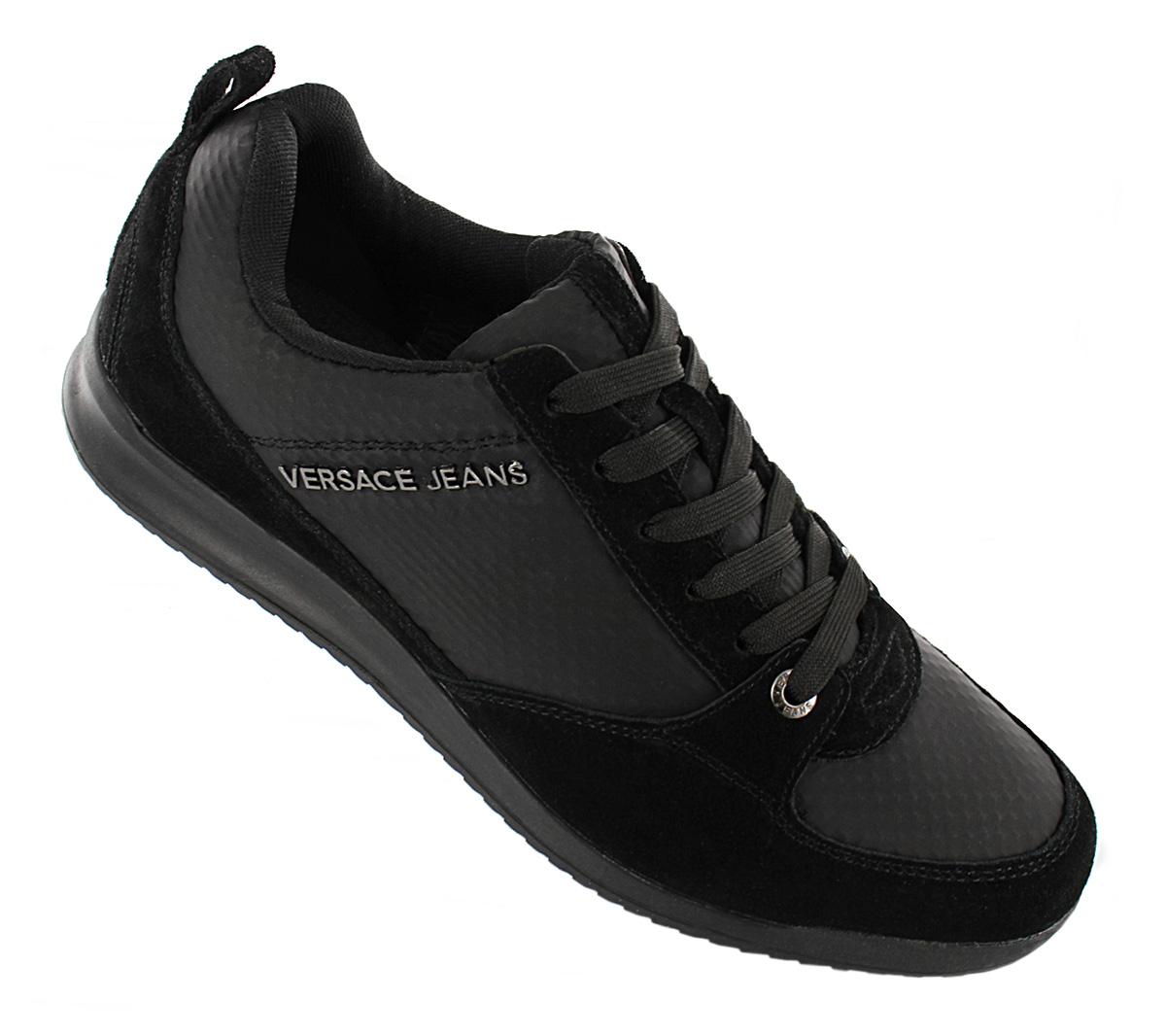 Details about Versace Jeans Linea Fondo Mens Sneaker Casual Shoes E 0 ysbsc 3 899 Black show original title