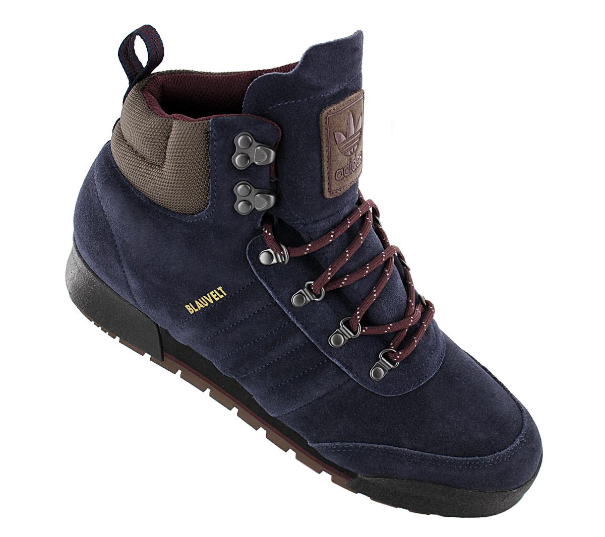 Details about Adidas Jake Blauvelt Boot 2.0 Men's Boots EE6207 Blue Sneaker Shoe Sneaker