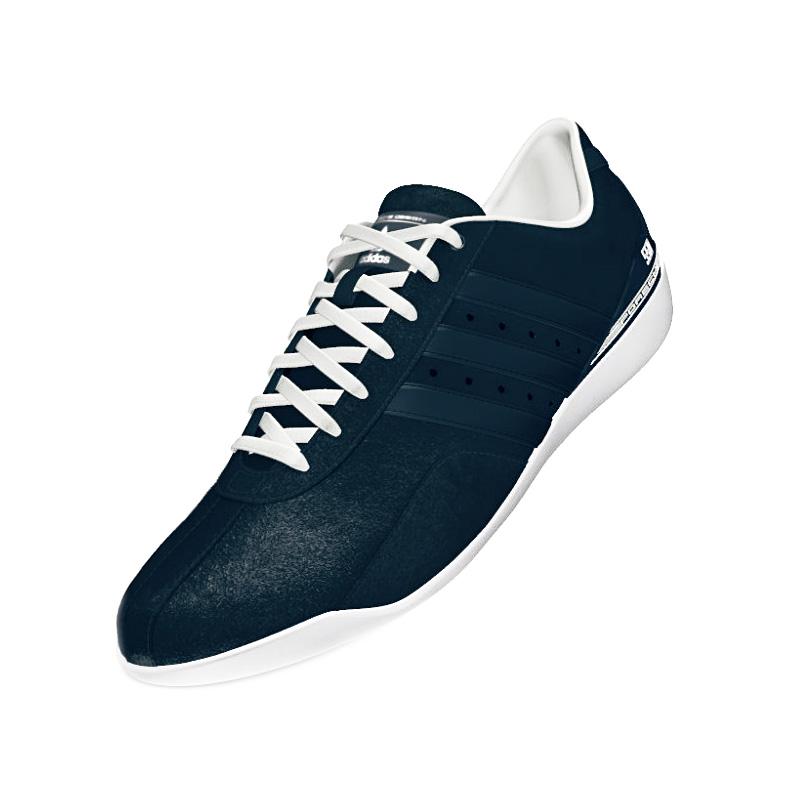 adidas porsche 550 rs navy blau herren sneaker schuhe. Black Bedroom Furniture Sets. Home Design Ideas