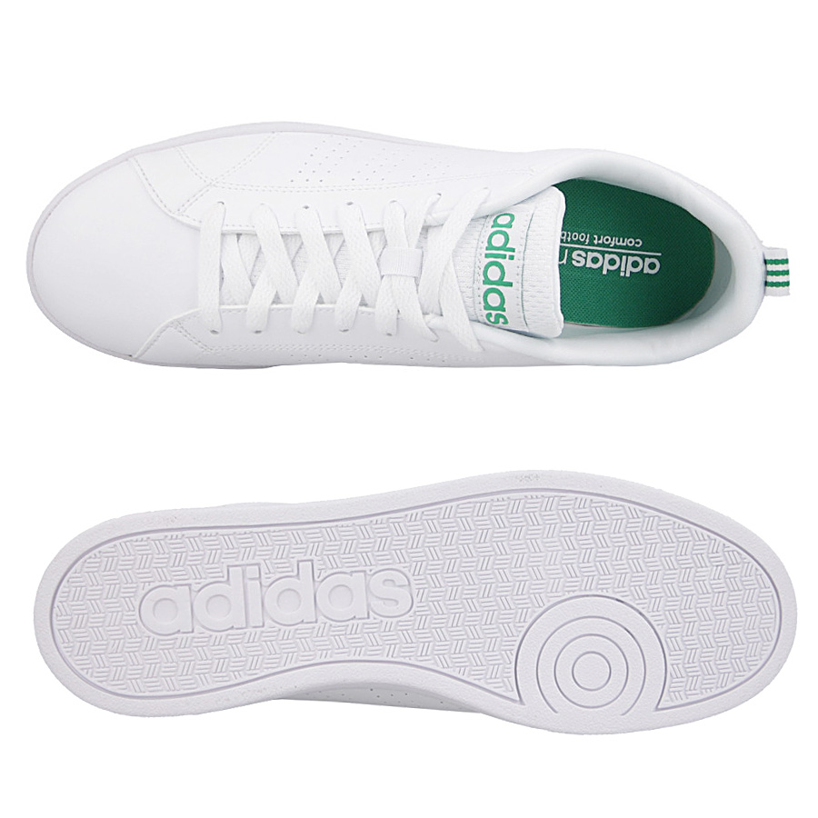 men's adidas neo vs advantage clean low shoes