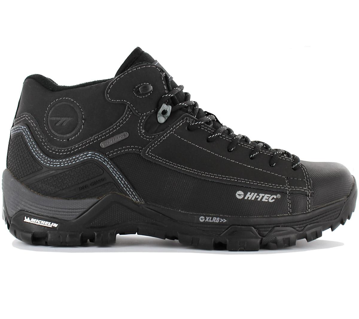 Hi-Tec Herren Wanderschuhe Outdoor Trekking Schuh Stiefel hoch Bergschuh niedrig hoch Stiefel f2fc65